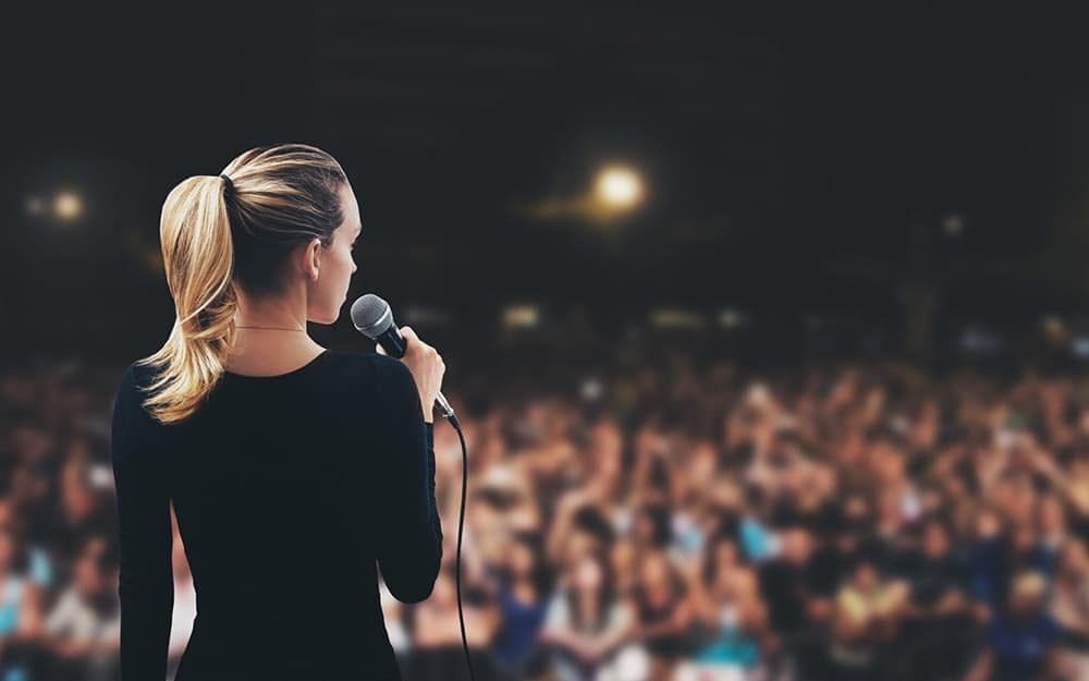 5 Ways to Manage Public Speaking Anxiety