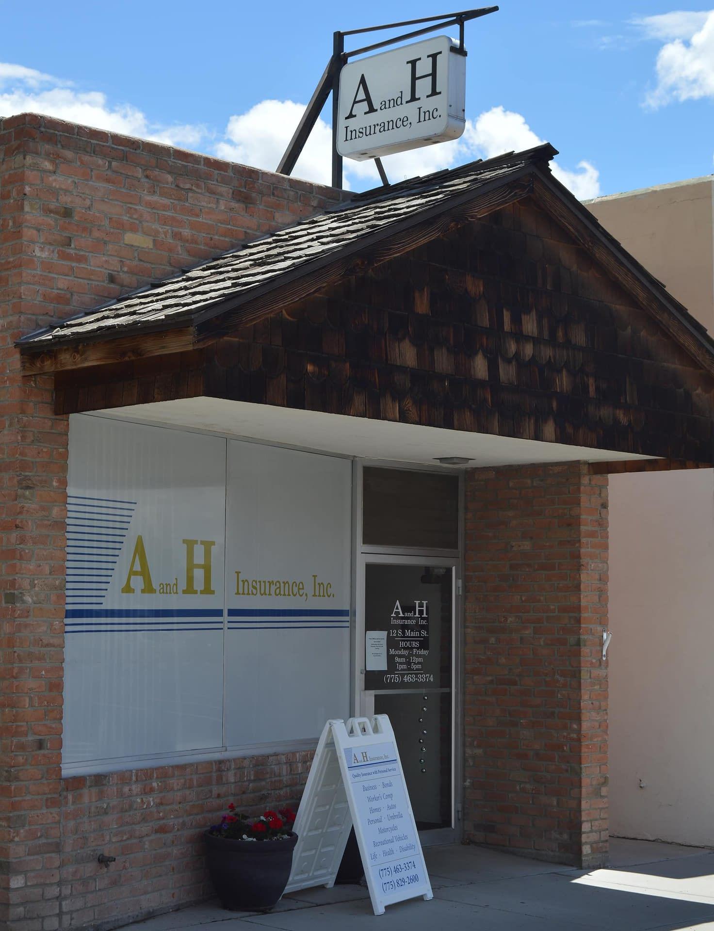 New Office in Yerington Now Open