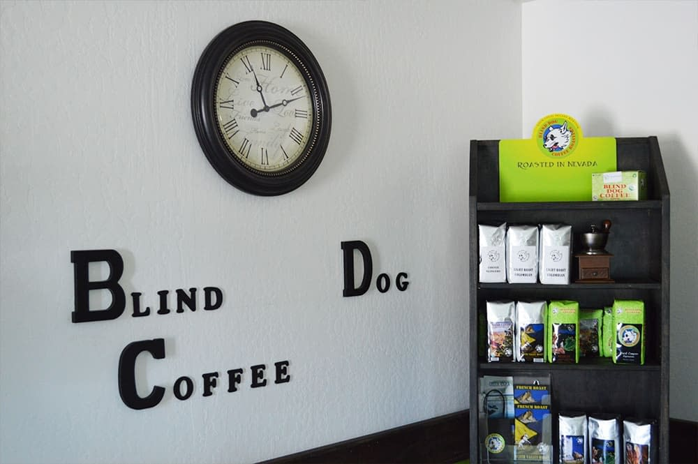 Blind Dog: A Coffee Company with a Vision