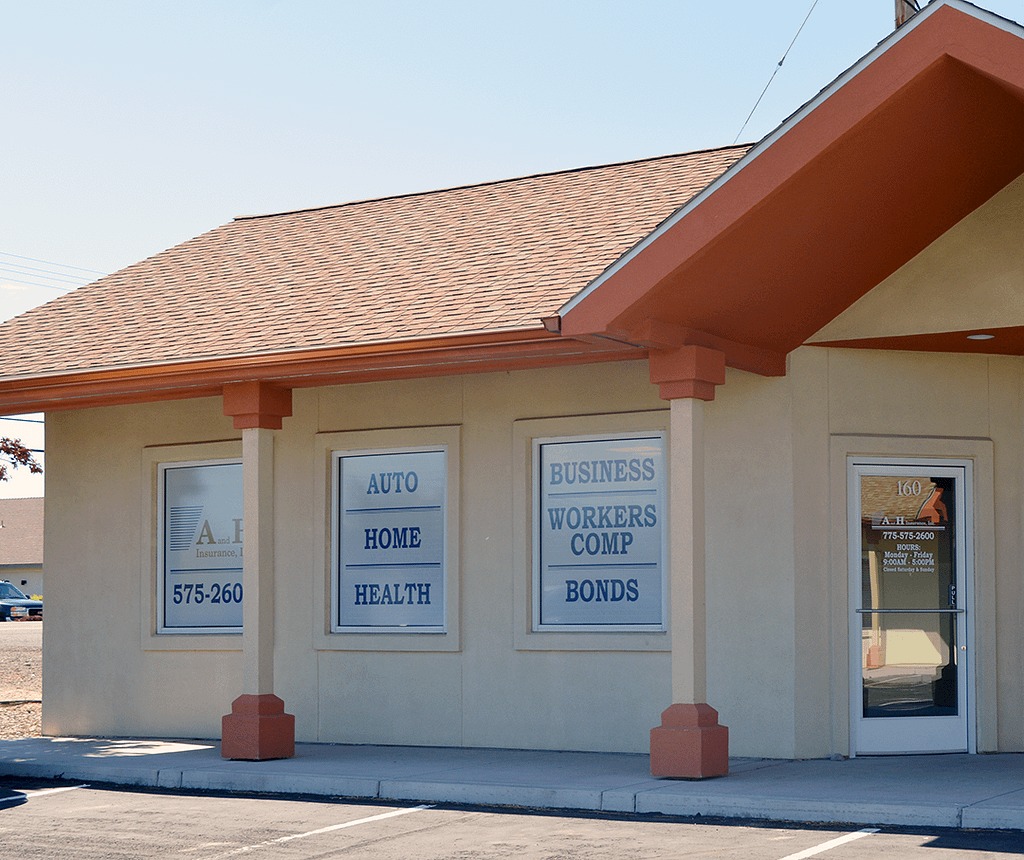 Insurance Agency in Fernley, Nevada | A and H Insurance